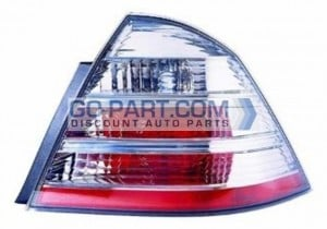 2008-2009 Ford Taurus Tail Light Rear Lamp - Right (Passenger)