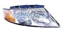 2009-2010 Kia Optima / Magentis Headlight Assembly - Right (Passenger)
