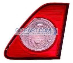 2009-2010 Toyota Corolla Tail Light Rear Lamp - Right (Passenger)