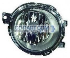 2011-2011 Volvo C30 Fog Light Lamp - Right (Passenger)