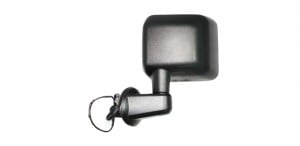 2011-2012 Jeep Wrangler Side View Mirror - Left (Driver)