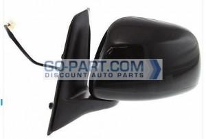 2007-2009 Suzuki SX4 Side View Mirror - Left (Driver)