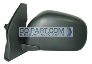 2001-2001 Suzuki Vitara / Grand Vitara Side View Mirror - Left (Driver)