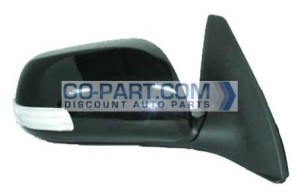 2011-2012 Scion tC Side View Mirror - Right (Passenger)