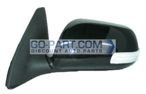 2011-2012 Scion tC Side View Mirror - Left (Driver)