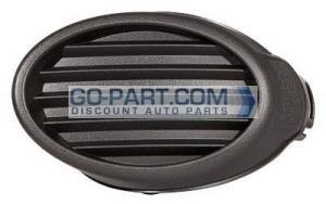 2012-2012 Ford Focus Front Bumper Insert - Left (Driver)
