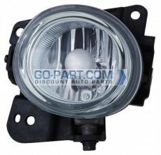 2010-2012 Mazda CX7 Fog Light Lamp - Left (Driver)
