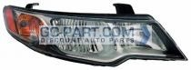 2009-2009 Kia Forte Headlight Assembly - Right (Passenger)