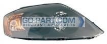 2005-2005 Hyundai Tiburon Headlight Assembly - Right (Passenger)