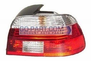 2001-2003 BMW 540i Tail Light Rear Lamp - Right (Passenger)