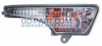 2013-2013 Nissan Altima Front Signal Light - Right (Passenger)