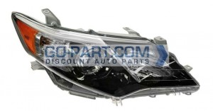 2012-2013 Toyota Camry Headlight Assembly - Right (Passenger)