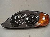 2003-2004 Hyundai Tiburon Headlight Assembly - Left (Driver)