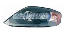 2006-2006 Hyundai Tiburon Headlight Assembly - Left (Driver)