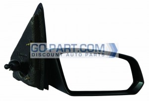 2003-2004 Saturn Ion Side View Mirror - Right (Passenger)