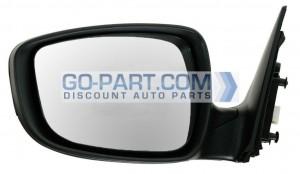 2011-2012 Hyundai Elantra Side View Mirror - Left (Driver)