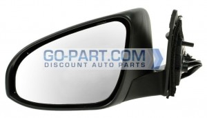 2012-2012 Toyota Camry Side View Mirror - Left (Driver)
