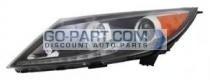 2011-2013 Kia Sportage Headlight Assembly - Left (Driver)