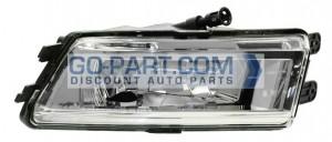 2012-2012 Volkswagen Passat Fog Light Lamp - Left (Driver)