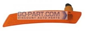 2009-2013 Mini Cooper Front Marker Light - Right (Passenger)