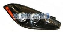 2007-2008 Hyundai Tiburon Headlight Assembly - Right (Passenger)
