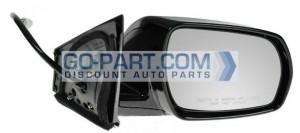 2005-2007 Nissan Murano Side View Mirror - Right (Passenger)