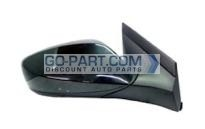2012-2013 Hyundai Accent Side View Mirror - Right (Passenger)