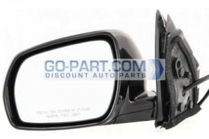 2005-2007 Nissan Murano Side View Mirror - Left (Driver)