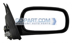 2006-2011 Buick Lucerne Side View Mirror - Right (Passenger)