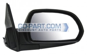 2001-2006 Hyundai Elantra Side View Mirror - Right (Passenger)