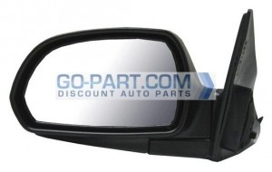 2001-2006 Hyundai Elantra Side View Mirror - Left (Driver)