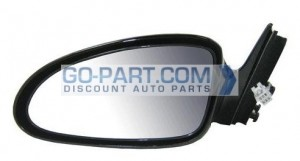 2000-2005 Chevrolet (Chevy) Monte Carlo Side View Mirror - Left (Driver)