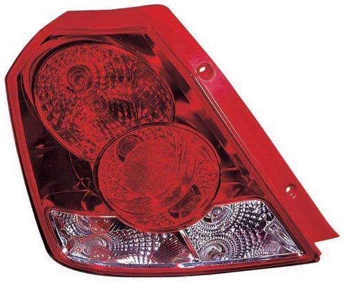 For 2004 2007 Passenger Side Chevrolet Aveo Rear Tail