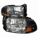 Dodge Dakota Performance Headlights