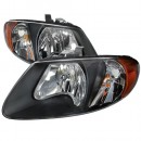 Chrysler Town & Country Performance Headlights