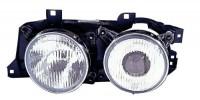BMW 540i Headlights