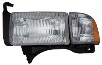 Dodge Ram 1500 Headlights