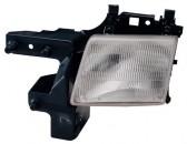 Dodge Ram 1500 Van Headlights