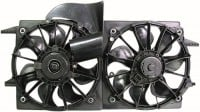 2003 Chevrolet (Chevy) Malibu Cooling Fans
