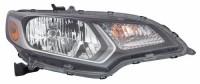 Honda Fit Headlights