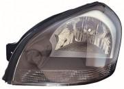 Hyundai Tucson Headlights