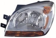 Kia Sportage Headlights