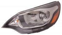 Kia Rio Headlights