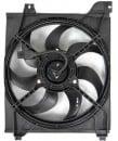 Kia Rio5 Cooling Fans