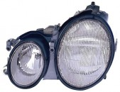 Mercedes-Benz CLK320 Headlights