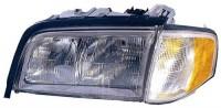 Mercedes-Benz C230 Headlights