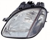 Mercedes-Benz SLK230 Headlights