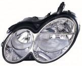 Mercedes-Benz CLK500 Headlights