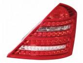 Mercedes-Benz S550 Tail Lights