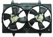 Nissan Quest Cooling Fans